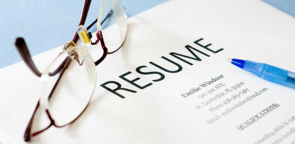 resume grammar check
