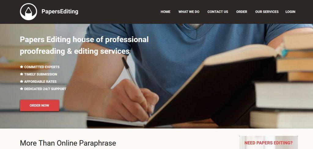 papersediting.com review