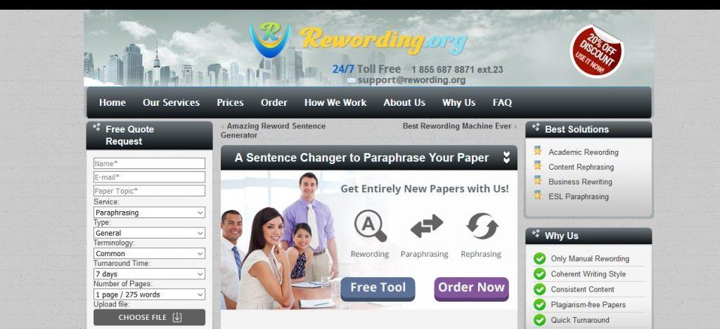 rewording.org review