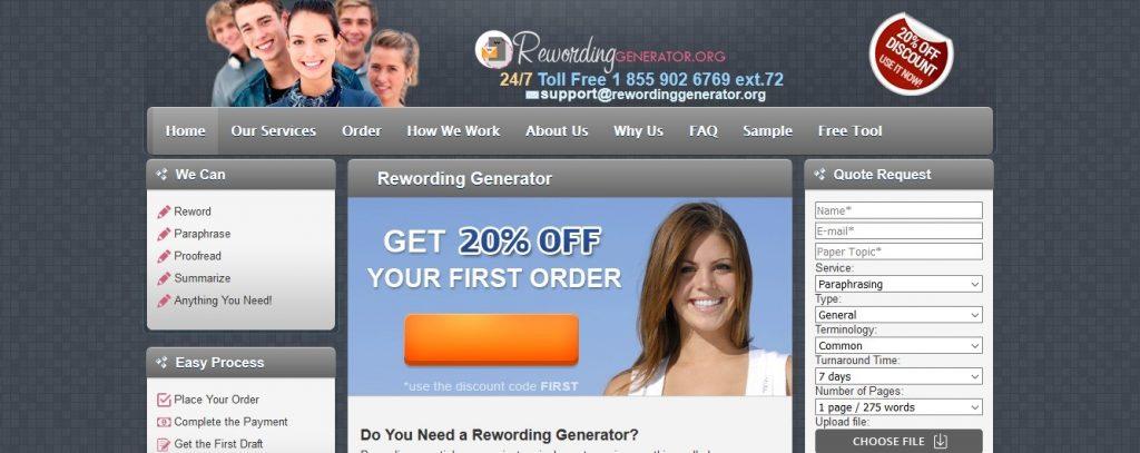 rewordinggenerator.org review