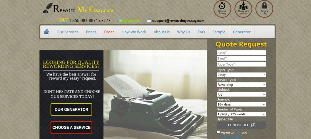 rewordmyessay.com review